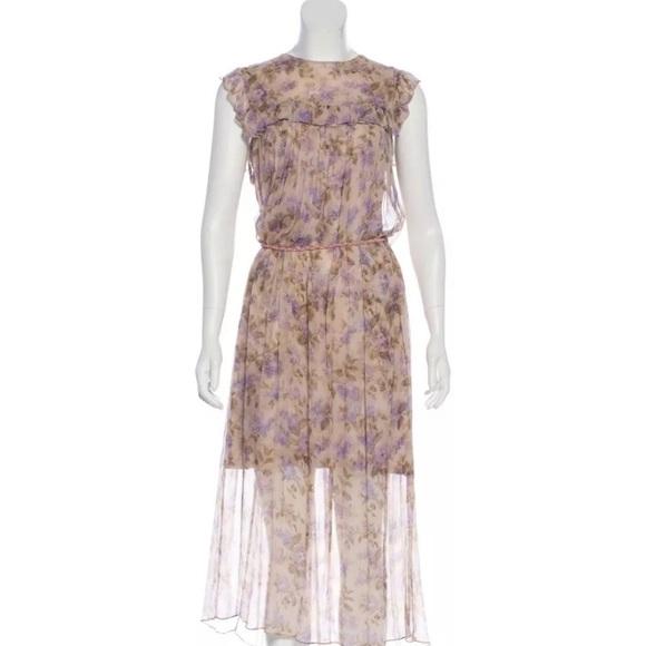 Zimmermann Dresses & Skirts - ZIMMERMANN floral dress with slip